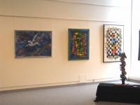 3  installation view Chilliwack  Art Gallery Northwest corner