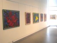 5     Chilliwack Art Gallery 2014  East wall