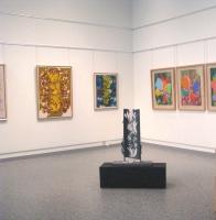 7  Installation view Chilliwack Art  Gallery Northeast corner