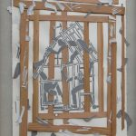 builders-and-building-2011-polymer-and-wood-on-paper-37-5-x-29-5-in (Builders Gallery)