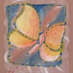 dappled-fly-2010-acrylic-and-collage-on-canvas-30-x-24in (Butterfly Gallery)