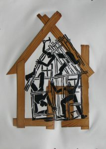 framework-2009-acrylic-and-wood-on-paper-30in-x-22-5in (Builders Gallery)